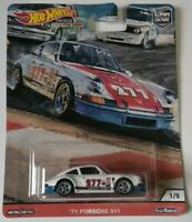 '71 Porsche 911 Door Slammers Hot Wheels 2020 Car Culture Real Riders 1/5 Mattel