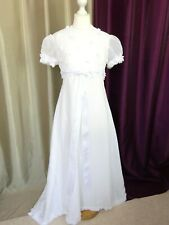 Robe de mariée vintage 60'S dentelles parfait état Taille FR38 UK6 UK10 EUR36