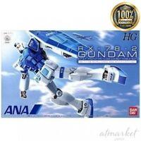 ANA Limited HG 1/144 RX-78-2 Gundam Ver.G30th  Original Color Ver. Plastic model