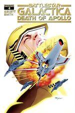 Battlestar Galactica BSG DEATH OF APOLLO #4 Cover A NM Dynamite Comic - Vault 35