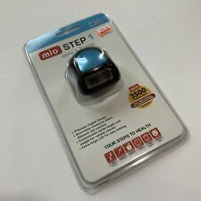 Mio Step 1 Digital Pedometer - Blue