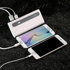 10000mAh Dual USB Power Bank External Battery Portable Charger For Cell Phone