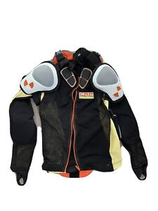 Fantastic POC Ski Snowboarding Body Armour, Spine ergo, And Jacket RRP £500 L/xl