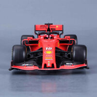 New 1:18 2019 F1 Ferrari SF90 Racing Car Model Charles Leclerc Sebastian Vettel