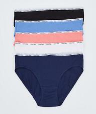 Calvin Klein Algodón Elastizado Panty Bikini 5-Pack-Para Mujer