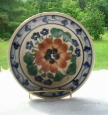 COLOR FULL FLORAL  BOWL BY TATANS