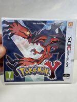 pokémon Y Nintendo 3DSXL 3DS 2DS NUOVO DI ZECCA SIGILLATO EU da collezione PAl