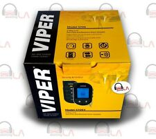 Viper 5706V 2-Way LCD Remote Start/Alarm System w/ 1 Mile of Range