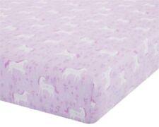 Draps-housses roses pour le lit drap-housse