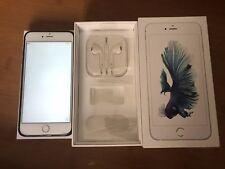 Apple iPhone 6s Plus - 64GB - Silver (Unlocked) A1687 (CDMA + GSM) (CA)