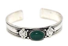 Quartz Bracelet Tribal Bracelet Silver Bracelet Tibetan Bracelet Boho Bracelet