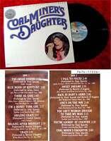 LP Coal Miner´s Daughter Sissy Spacek 1980