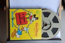 WALT DISNEY - IL CIRCO DI TOPOLINO - FILMINO SUPER colore 8 mm CM 12,5