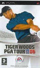 Tiger Woods PGA Tour 06-UMD disco solamente (PSP) * Buen Estado *