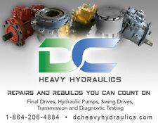 Main Hydraulic Pump - CAT 325BL, 325B **REPAIR AND RETURN**