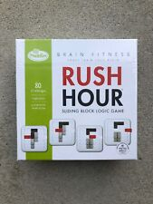 Rush Hour: Brain Fitness - Sliding Block Logic Game ThinkFun Training New Sealed