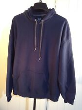 3XL Fruit of the Loom Men's Hoodie Jersey softspun 100%cotton