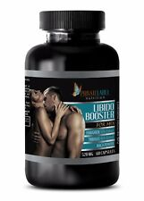 Increase Male libido - LIBIDO BOOSTER FOR MEN - maca root pills - 1 Bottle