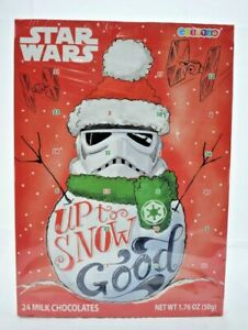 """Galerie - Star Wars BB-8 """"Up to Snow Good"""" Christmas Advent Calendar (New)"""