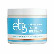 Eb5 Original 5-in-1 Facial Treatment Intense Moisture Anti-Aging Cream 1.7 Oz