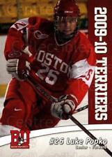 2009-10 Boston University Terriers #22 Luke Popko