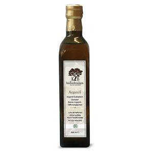 Arganöl geröstet kaltgepresst, hochwertiges Argan öl 500 ml. Küche