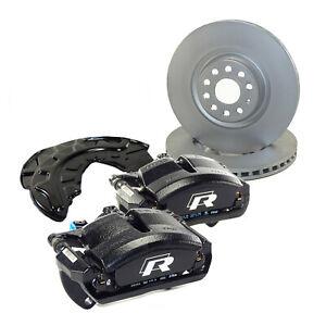 OEM big brake kit VW Golf Mk7 R GTI Passat B7 B8 brake calipers + rotors 340mm