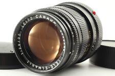【EXC++++】Leica Leitz Tele-Elmarit-M 90mm F2.8 Lens M Mount w/Hood from JAPAN 879