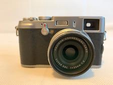 Fujifilm FinePix X Series - X100