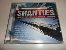 CD  Shanties - Die schönsten Seemannslieder für Akkordeon