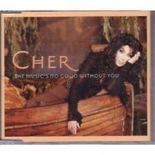 Rock's Cher Music-Musik-CD