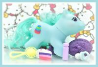 ❤️My Little Pony MLP Vtg G1 Style HQG1C Playful Newborn Baby TIPPER Custom❤️