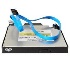Dell poweredge r300 2950 2970 DVD-ROM SATA unidad + CADDY pn 0fn679, 0fy190