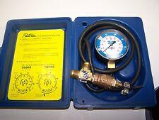 "Ritchie Yellow Jacket 78060 Gas Pressure Test Kit 0-35"" W.C."