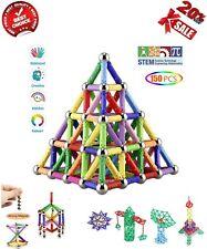 150 Pieces Magnetic Building Blocks Set Educational Construction Children Toys