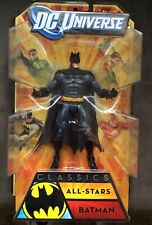 MATTEL DC UNIVERSE CLASSICS ALL STARS BATMAN ACTION FIGURE MIP