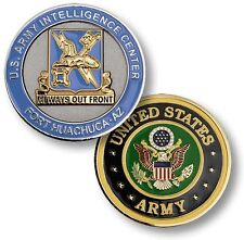 U.S. Army / Intelligence Center, Fort Huachuca - Challenge Coin