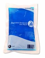 """Ice Pack (4"""" x 6"""" Size) Hot/Cold Gel Pack - Flexible, Reusable 6 Each"""