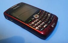 BlackBerry Curve 8330 - Red (Alltel) Smartphone As Is