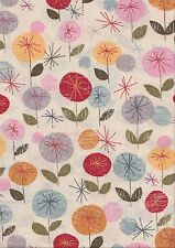 Half Metre Mon Ami Flowers by BasicGrey for Moda - 100% cotton - 50 x 110 cms