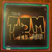 This is Tom Jones – London PAS71028