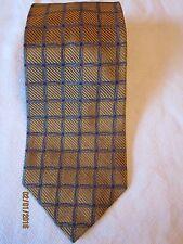 City of London Ferrell Reed Nordstorm Gold Silk Neck Tie