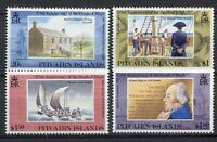 25173) Pitcairn 1992 MNH New Cpt William Bligh 4v