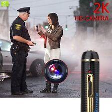 Spy camera with 32GB GSmade Full HD 2K Spy Pen Camera HD Video Recording Pen (Go