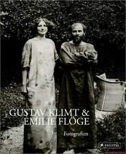 Fachbuch Gustav Klimt & Emilie Flöge, Fotografien, Leben Liebe Kunst, NEU