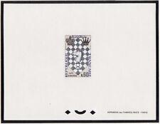 épreuve de luxe  festival d' Echecs  de  1966   num: 1480