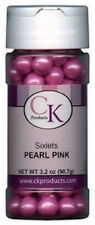Sixlets 10 MM Sprinkles 3.1 oz from CK - NEW - Choose the color you want!