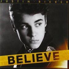 CD*JUSTIN BIEBER**BELIEVE***NAGELNEU & OVP!!!