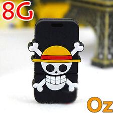 Pirate Flag USB Stick, 8GB One Piece Quality USB Flash Drives weirdland