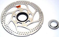 New Shimano 160mm Centerlock Disc Brake Rotor with Lock Ring SM-RT53 Center Lock
